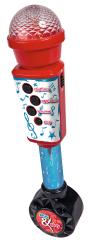 SIMBA Elektronický mikrofón 28 cm, vstup pre MP3
