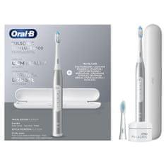 Oral-B Szónikus fogkefe Slim Luxe 4500 Platinum