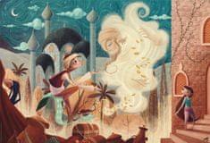 Ludattica Obří podlahové puzzle - Ludattica - Aladine - 48 dílů