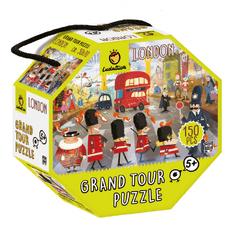 Ludattica Puzzle pro děti - Ludattica -Londýn - 150 dílů