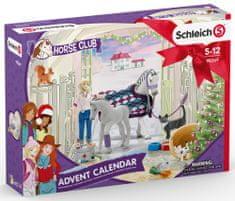 Schleich Adventný kalendár 2020 - Kone