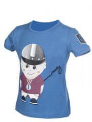 HKM Chlapecké tričko King Clyde HKM modrá, Velikost 110/116