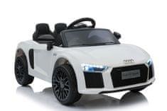 Beneo Elektromos autó Audi R8, Egyszemélyes 12 V, 2,4 GHz távirányító, USB/SD, lengéscsillapított