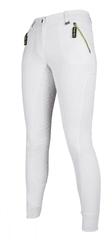 HKM Dámské rajtky Neon Sports silikon 3/4 sed HKM bílá, Velikost 36
