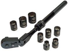 Black+Decker nasadni ključi z ragljo BDHT0-71619