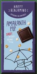 Bio Benjamin Čokoláda ~ s pufovaným amarantom (70 g)