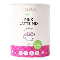 MALINCA Pink latte mix organska mješavina, 125 g