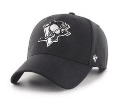 '47 Brand Kšiltovka NHL 47 Brand MVP Snapback SR, Senior, Pittsburgh Penguins