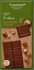 Bio Benjamin Čokoláda ~ nugátová bez rafinovaného cukru (70 g)