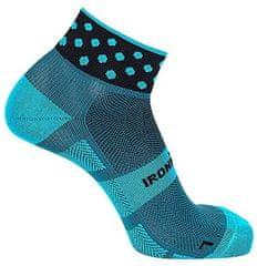 IronMan Ponožky IronMan® Road Cycling short - dámské Barva: Bílá, Velikost: S[35-38]