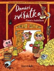 Marcela Kotová: Domácí zvířátka - Čtení s babičkou
