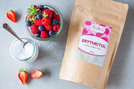 MALINCA sladilo eritritol brez kalorij, 500 g