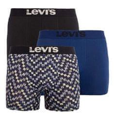Levi's 3PACK pánske boxerky viacfarebné (100000522 001)
