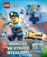 LEGO CITY Honička ve vysoké rychlosti