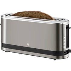 WMF Kitchenminis toster kruha, grafitno siv