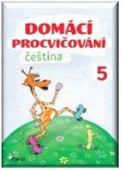 Domácí procvičování čeština 5