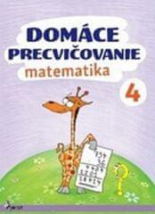 Domáce precvičovanie matematika 4