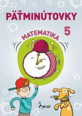 Päťminútovky matematika 5.ročník