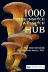 1000 slovenských a českých húb