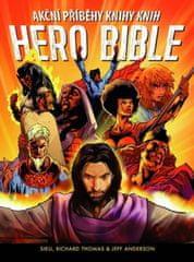 Akční příběhy knihy knih Hero Bible