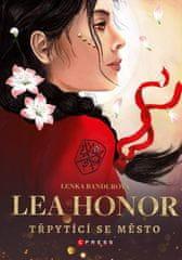 Lea Honor Třpytící se město