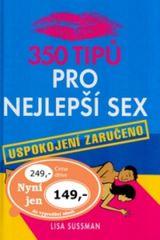 350 tipů pro nejlepší sex