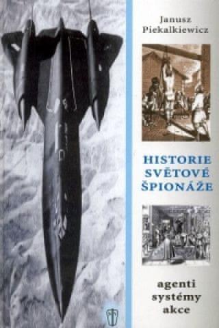 Historie světové špionáže
