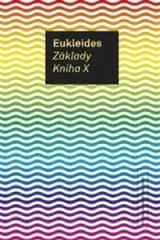Základy Kniha X