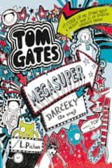 Tom Gates MEGASUPER DARČEKY