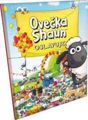Ovečka Shaun oslavuje