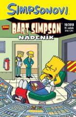 Bart Simpson Nádeník