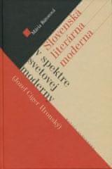 Slovenská literárna moderna v spektre svetovej moderny