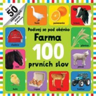 Podívej se pod okénko Farma 100 prvních slov
