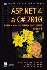 ASP.NET 4 a C# 2010 - KNIHA 2 - tvorba dynamických stránek profesionálně