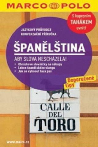 Jazykový průvodce a konverzace - španělština