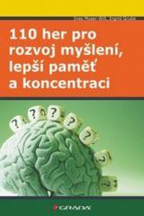110 her pro rozvoj myšlení, lepší paměť a koncentraci