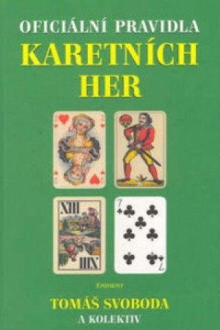 Oficiální pravidla karetních her