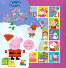 Peppa Pig Můj adventní kalendář