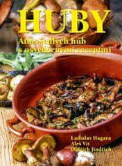 Huby Atlas jedlých húb s osvedčenými recepty