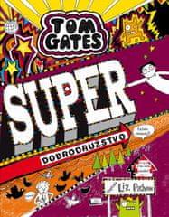 Tom Gates Super dobrodružstvo (viac-menej)