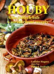 Houby Atlas jedlých hub s osvědčenými recepty