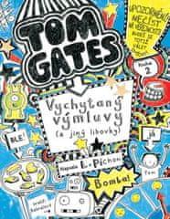 Tom Gates Vychytaný výmluvy (a jiný libovky)