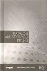 Katalog akustických prvků
