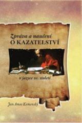 Zpráva a naučení o kazatelství