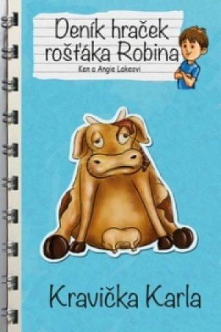 Deník hraček rošťáka Robina Kravička Karla