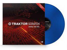 Native Instruments Control Vinyl MK2 Blue