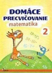 Domáce precvičovanie matematika 2