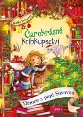Frixeová Katja: Čarokrásné knihkupectví: Vánoce s paní Sovovou