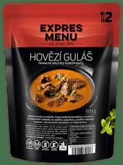 Expres Menu Hovězí guláš 600g (2 porce)