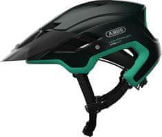 Abus MonTrailer smaragd green L